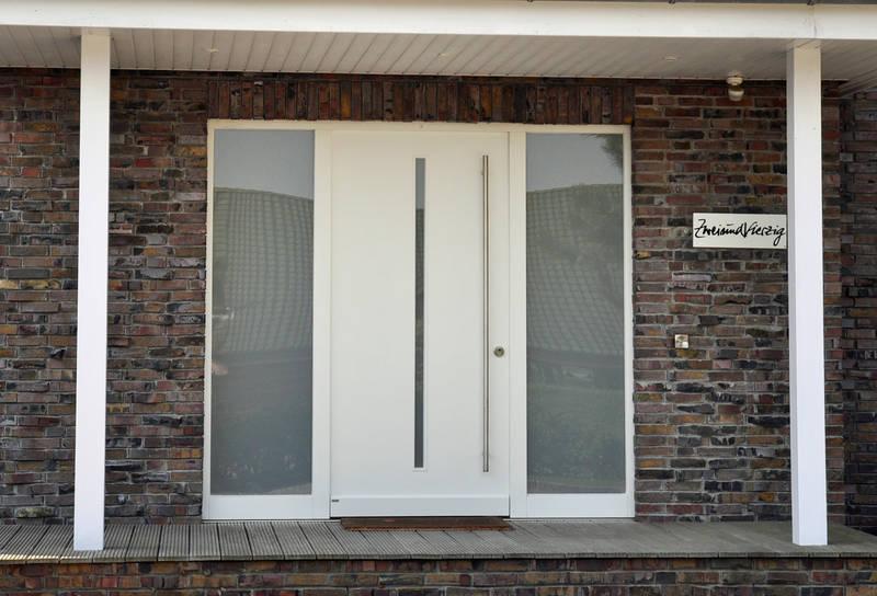 Sehr Vorteile neuer Haustüren - Fensterratgeber GZ83